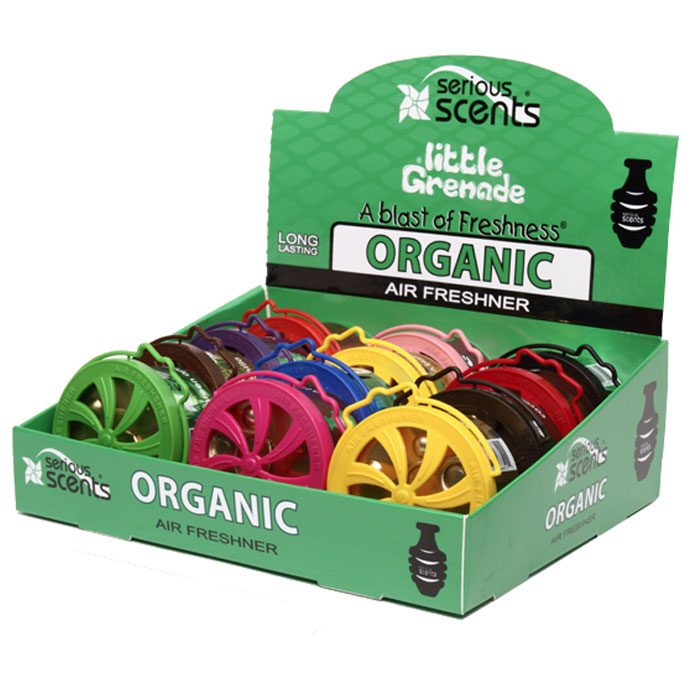 Organic_grenade_cans_display